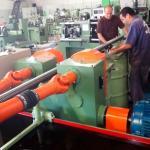 Fábrica de fusos